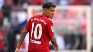 Коутиньо: Искам да покажа най-добрия си футбол в Мюнхен