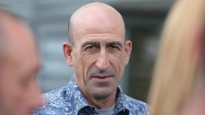 Лечков: Към днешна дата няма такова нещо като смяна на Балъков