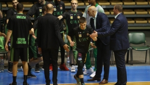 Баскетболният Берое замина за Унгария за участие в силен турнир