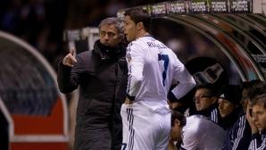 Моуриньо: Най-добре ми беше в Реал Мадрид, Кристиано е уникален случай