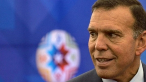 ФИФА наложи доживотна забрана на висш парагвайски футболен функционер