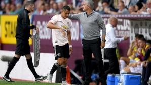 Моуриньо сподели своето виждане за проблемите на Алексис в Юнайтед