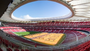 Атлетико изплати преждевременно огромен дълг