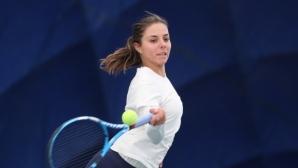 Виктория Томова започна с обрат квалификациите в Осака