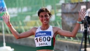 """Нинева и Владков бяха най-бързи на шосеен пробег """"Карнобат"""""""