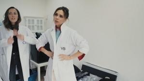 Защо Виктория влезе в ролята на д-р Бекъм... (снимки)