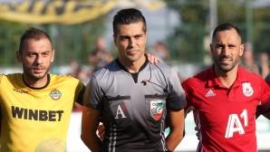 Балтанов: Не отиваше на ЦСКА да бави играта