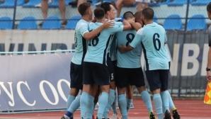 Дунав 0:0 Славия, доста положения пред двете врати (видео)