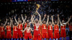 Испания изнесе урок на Аржентина за втората си световна титла (видео+галерия)