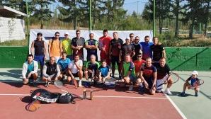 """24 тенисисти взеха участие на """"Friends Open"""""""