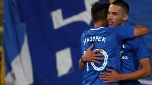 """Левски 3:0 Черно море, дебютанти подариха гол на """"сините"""""""