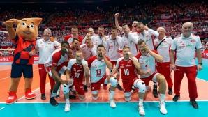 Полша смаза Холандия пред 11 000 в Ротердам (снимки)