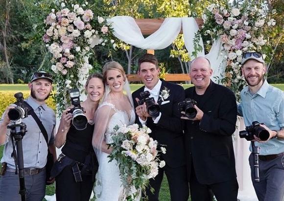 Петкратната олимпийска шампионка Миси Франклин се омъжи