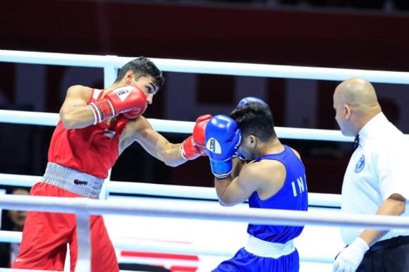 Тайсъна на победа от медал на Световното