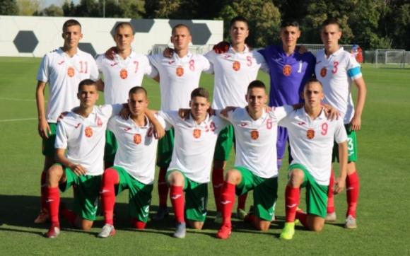 Юношите до 16 победиха Словакия