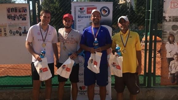 """Завърши и 4-ият турнир от тенис лига """"17+"""" за 2019 година"""