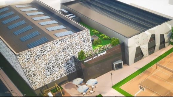 Започна строителството на нова многофункционална зала в Пловдив