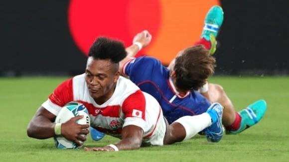 Япония победи Русия в мача на откриването на Световното по ръгби