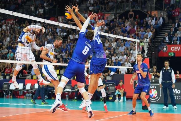 Италия без Филипо Ланца до края на Евроволей 2019