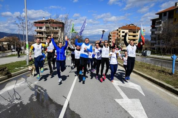 Каварна става част от Световния пробег на мира