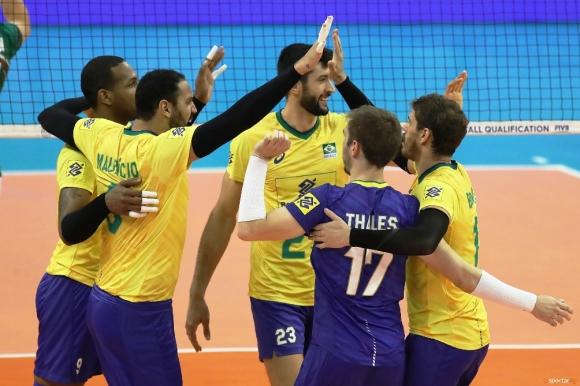 Бразилия с всичко най-добро на Световната купа