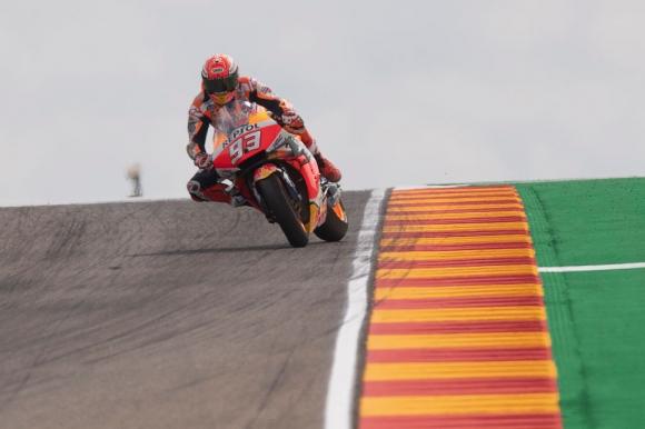 Маркес спечели полпозишън за своя старт номер 200 в MotoGP