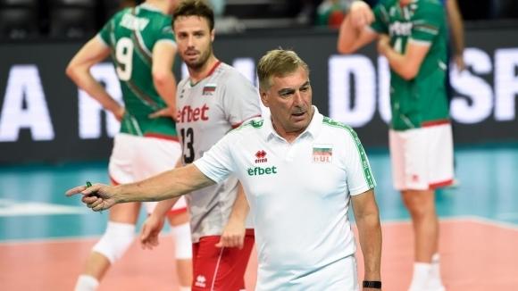 Салвано Пранди не се прибра в България