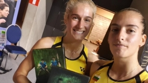 Сестри Стоеви триумфираха с титлата в Белгия
