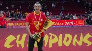 Скариоло запълни колекцията си от медали