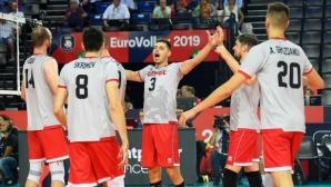 България излиза за първата си истинска битка на Евроволей 2019