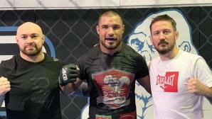 Треньорът на Конър Макгрегър пристига в България