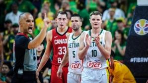 Литва пожела олимпийска квалификация