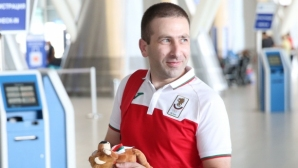 Самуил Донков е европейски шампион