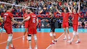 Белгия с трета поредна победа на Европейското (снимки)