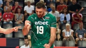 Цветан Соколов: Изиграхме един от най-слабите си мачове