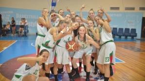 Момичетата до 15 продължават офанзивата си в YDF в Скопие