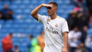 Азар посочи разликата между английския и испанския футбол