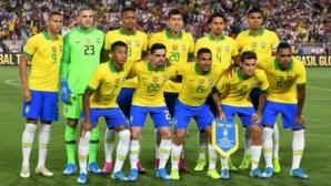 Бразилия се изправя срещу Сенегал и Нигерия през октомври
