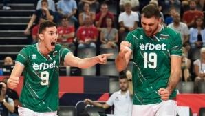 България излиза срещу Италия с надежда за второто място в Група А на Евроволей 2019