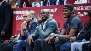 Коби: Ако Ману не беше в НБА, щях да имам 10 пръстена