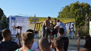 Виртуози на канадска борба, йога и баскет 3х3 на Ърбан зоната в София
