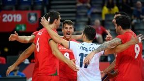 Португалия остана в играта за 1/8-финалите на Европейското (снимки)