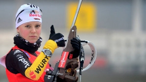 Мириам Гьоснер обяви края на кариерата си