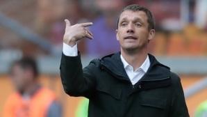 Треньорът на ЦСКА преговарял с Лудогорец
