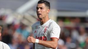 Роналдо: Задната ножица срещу Ювентус е най-красивият ми гол