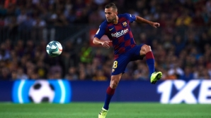 Барселона загуби Жорди Алба за две седмици