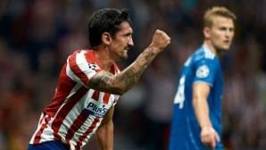 Голям мач в Мадрид, Атлетико възкръсна срещу Юве (видео + галерия)