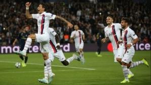 ПСЖ 2:0 Реал Мадрид, два гола на Ди Мария (гледайте тук)