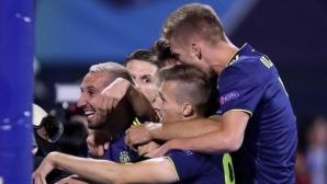 Динамо (Загреб) хвърли здрав бой на Аталанта за добре дошъл в ШЛ (видео)