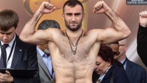 Гасиев няма търпение да дебютира